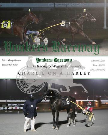 20190207 Race 4- Charlie Ona Harley
