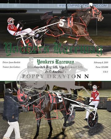 20190208 Race 2-Poppy Drayton N