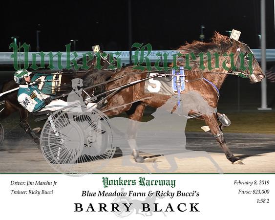 20190208 Race 11-Barry Black