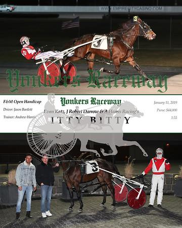 20190111 Race 6- Itty Bitty 1