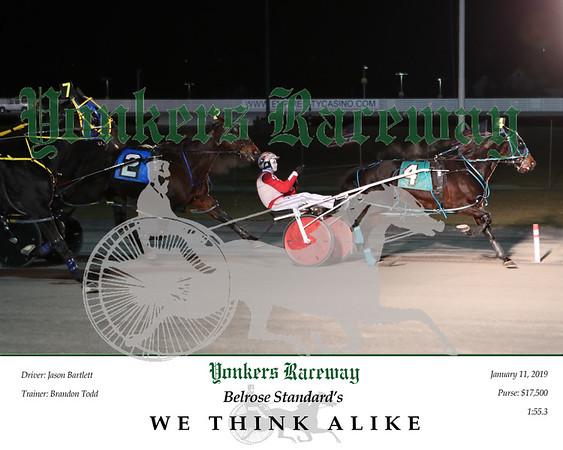 20190111 Race 7- We Think Alike 2