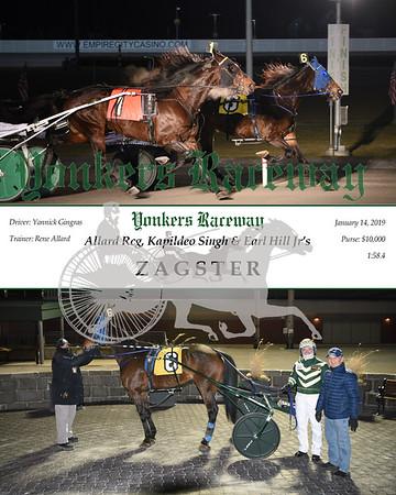 20190114 Race 2- Zagster