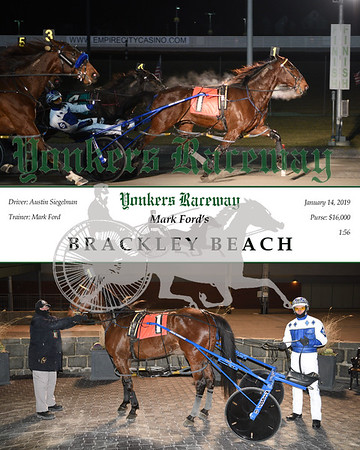 20190114 Race 6- Brackley Beach