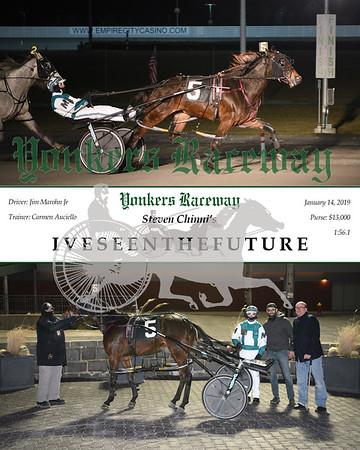 20190114 Race 1- Iveseenthefuture