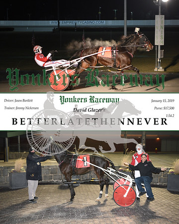 20190115 Race 10- Betterlatethennever