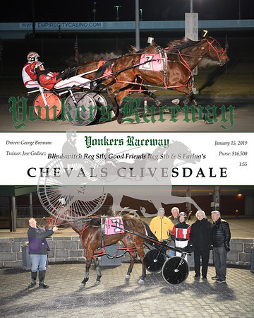 20190115 Race 7- Chevals Clivesdale