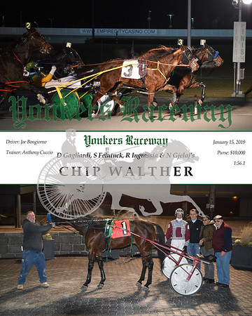 20190115 Race 5- Chip Walther
