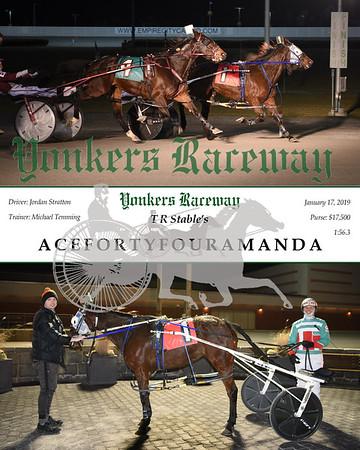 20190117 Race 12- Acefourtyfouramanda