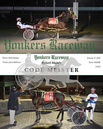 20190117 Race 3- Code Meister