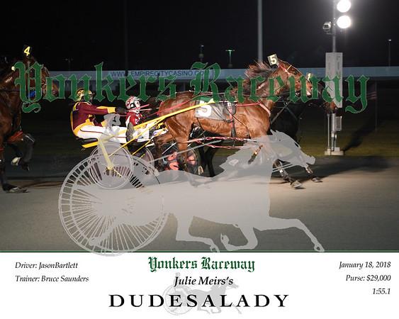 20190118 Race 10- Dudesalady