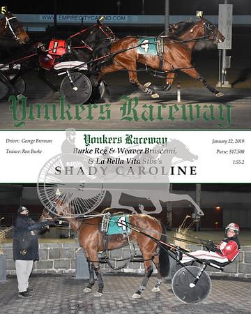 20190122 Race 7- Shady Caroline