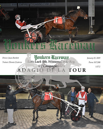 20190122 Race 2- Adagio De la Tour