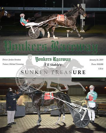 20190124 Race 3- Sunken Treasure