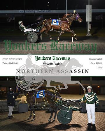 20190124 Race 1- Northern Assassin