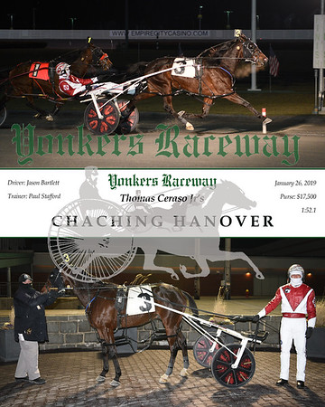20190126 Race 1- Chaching Hanover