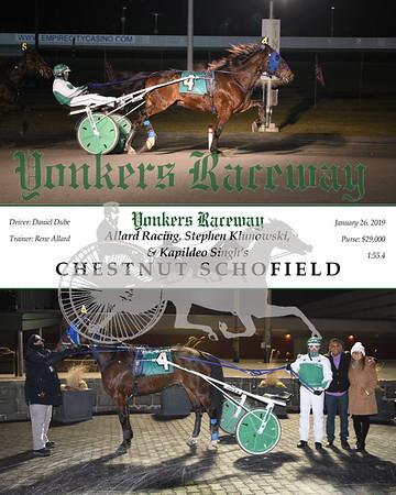 20190126 Race 10- Chestnut Schofield