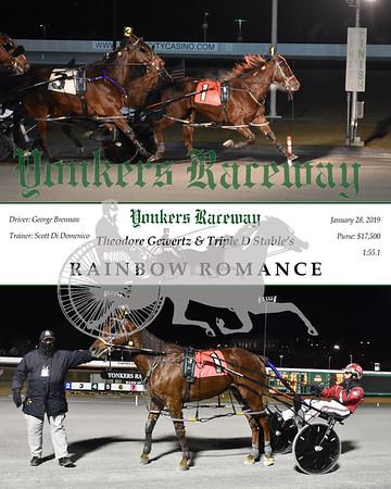20190128 Race 12- Rainbow Romance