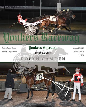 20190128 Race 5- Robyn Camden