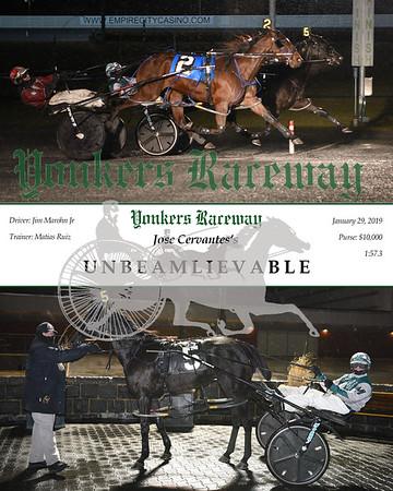 20190129 Race 4- Unbeamlievable