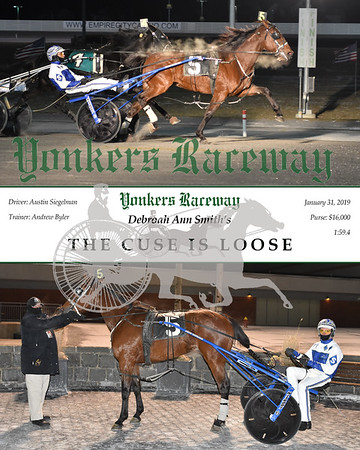 20190131 Race 5- The Cuse Is Loose