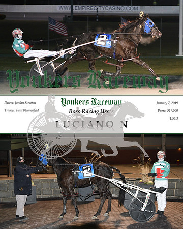 20180107 Race 10-Luciano N