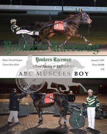 20180107 Race 2- ABC Muscles Boy
