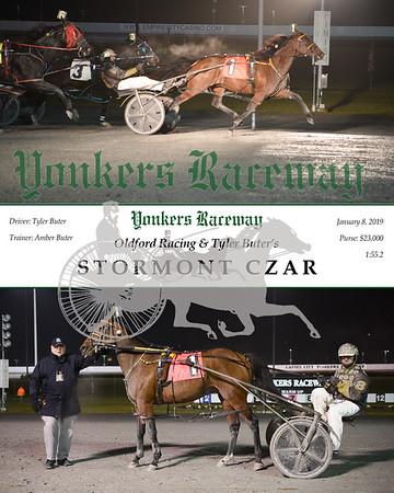 20180108 Race 12- Stormont Czar