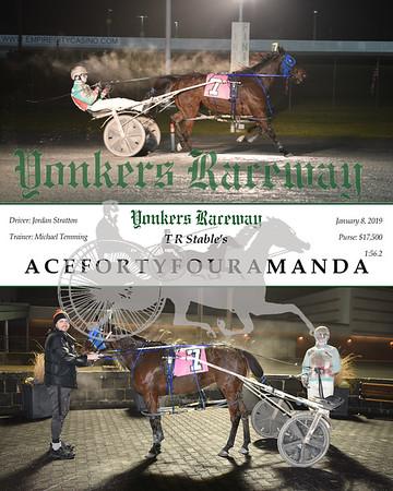 20180108 Race 9- Acefortyfouramanda