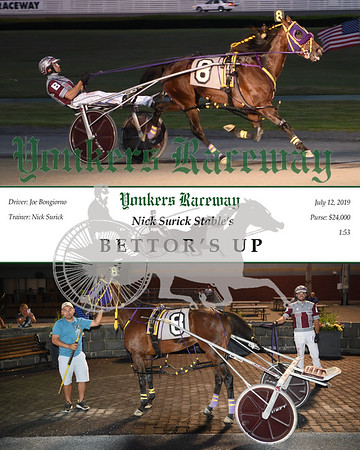 20190712 Race 5- Bettor's Up