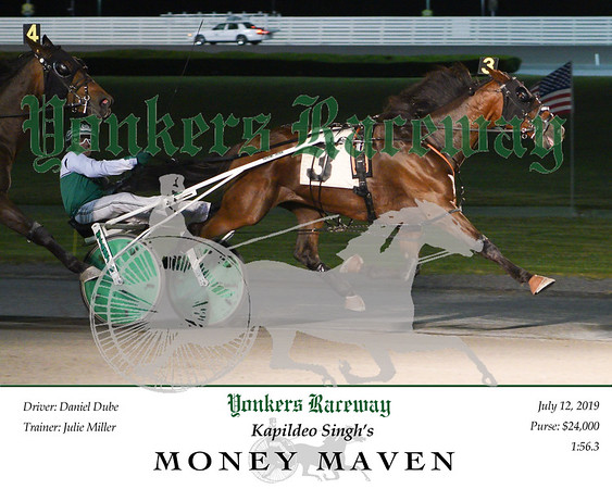 20190712 Race 9- Money Maven