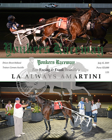 20190715 Race 7-La Always Amartini