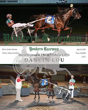 20190715 Race 6-Dancin Lou