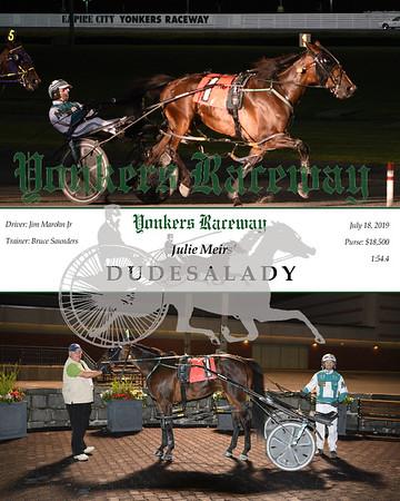 20190718 Race 10-Dudesalady