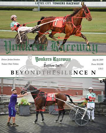 20190718 Race 3-Beyondthesilence N