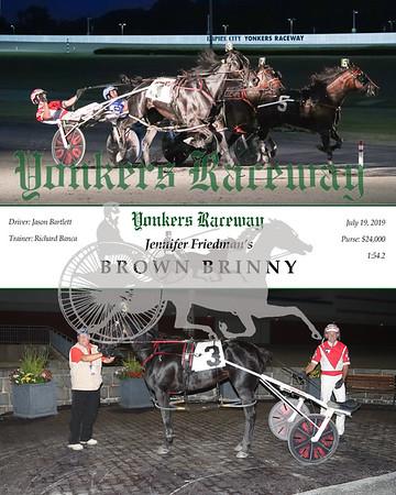 20190719 Race 6- Brown Brinny