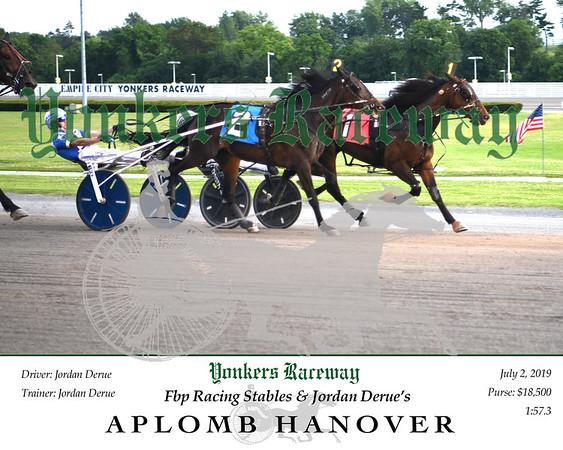 20190702 Race 2- Aplomb Hanover