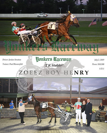 20190702 Race 5- Zoeez Boy Henry1