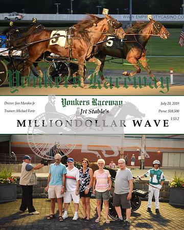 20190720 Race 2-MillionDollar Wave