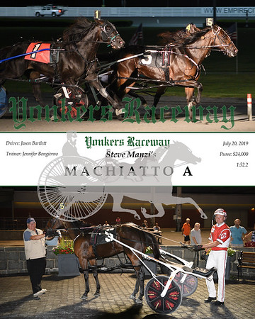 20190720 Race 5-Machiatto A