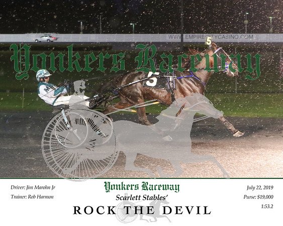 20190722 Race 5- Rock The Devil 3