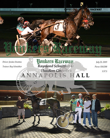 20190723 Race 9- Annapolis Hall