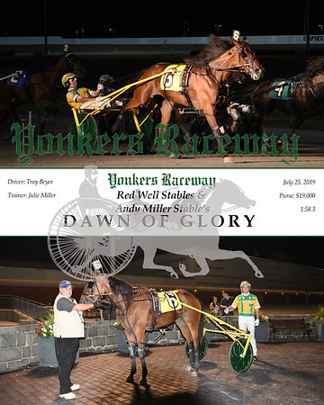 20190725 Race 7- Dawn Of Glory