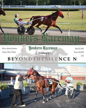 20190725 Race 1- Beyondthesilence N