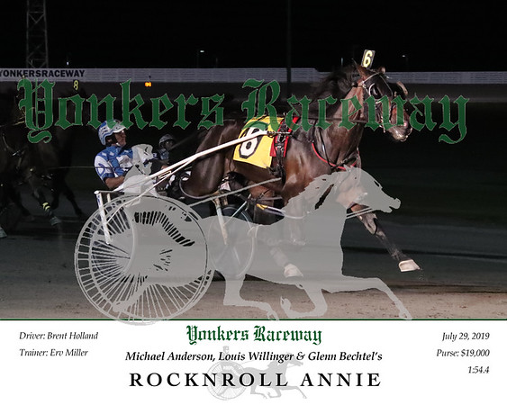 20190729 Race 7- Rocknroll Annie
