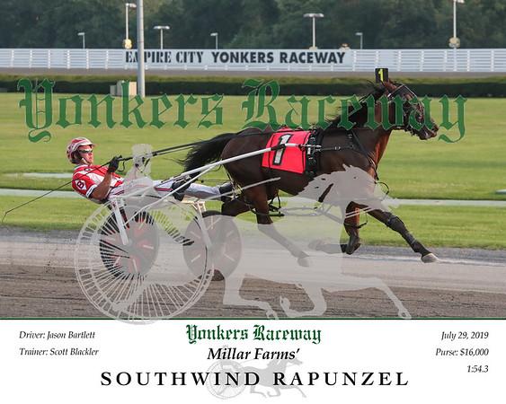 20190729 Race 1- Southwind Rapunzel