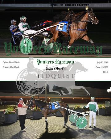 20190730 Race 9-Tidquist