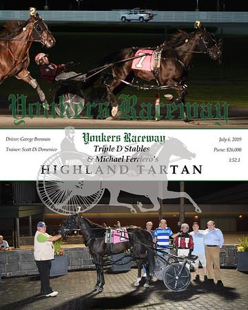 20190706 Race 11-Highland Tartan