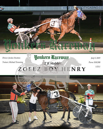 20190709 Race 7- Zoeez Boy Henry