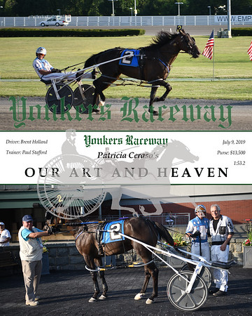 20190709 Race 1- Our Art and Heaven