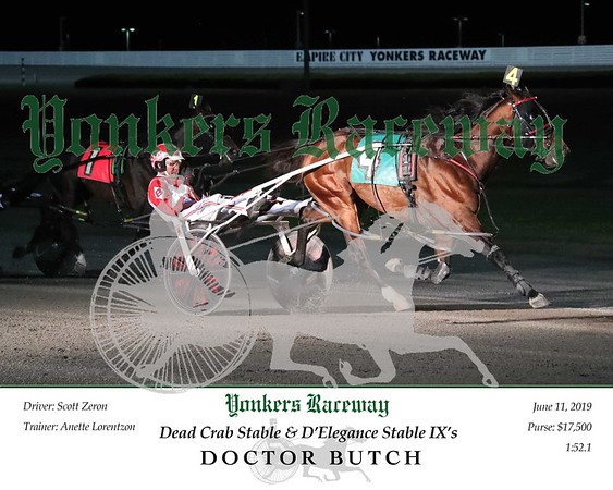 20190611 Race 10- Doctor Butch 2